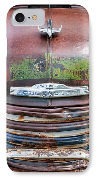IPhone Case featuring the photograph Rusty 49 by Tim Gainey