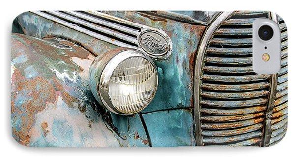 Rusty Blues IPhone Case by David Lawson