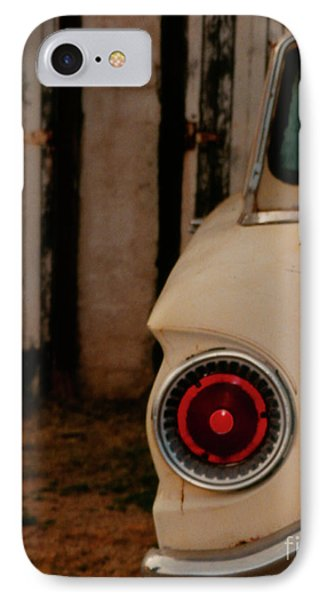 Rusty Car IPhone Case by Heather Kirk