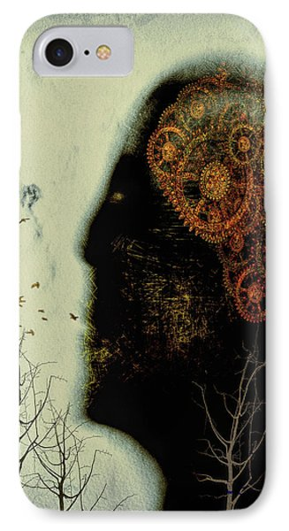 Rusty Gears IPhone Case