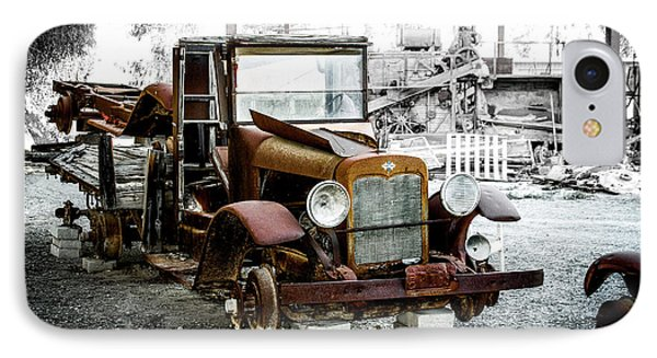 Rusty International Truck IPhone Case
