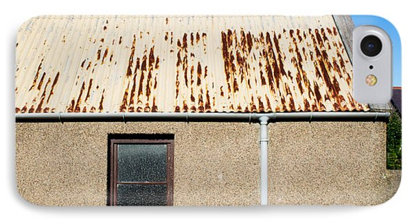 Rusty Roof IPhone Case by Tom Gowanlock