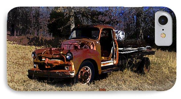 Rusty Truck IPhone Case