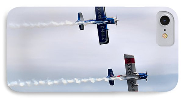 IPhone Case featuring the photograph Rv8tors Side By Side by Scott Lyons