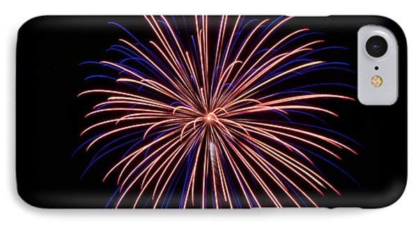 Rvr Fireworks 48 IPhone Case