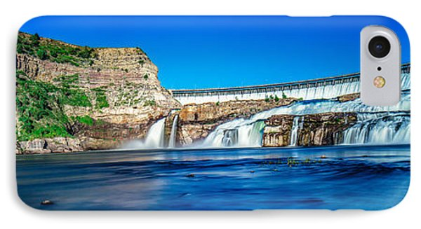 Ryan Dam IPhone Case by Todd Klassy