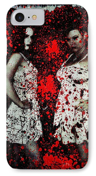 Ryli And Corinne 2 IPhone Case