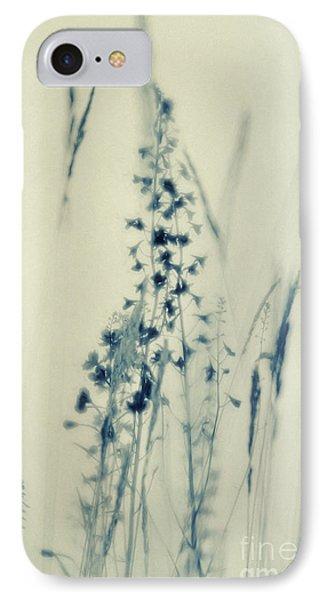 Summer Meadow Poem 2 IPhone Case