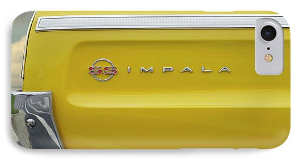 IPhone Case featuring the photograph S S Impala by Mike McGlothlen