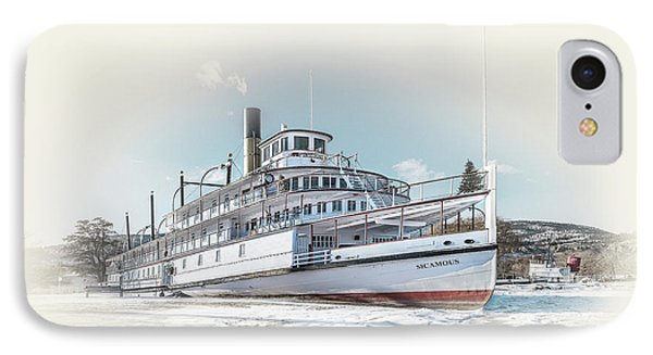 S. S. Sicamous II IPhone Case by John Poon