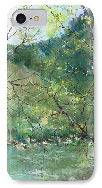 Sabino Canyon IPhone Case by Robin Miller-Bookhout