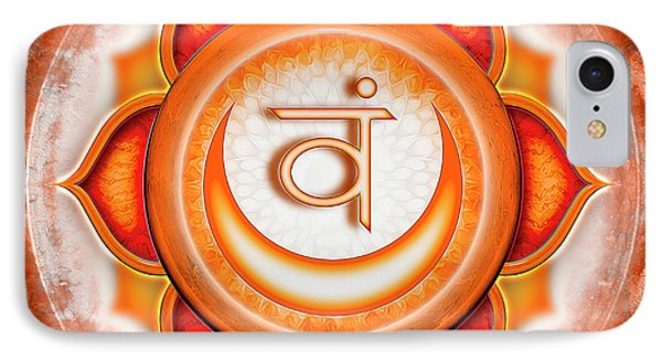 Sacral Chakra - Series 5 IPhone Case