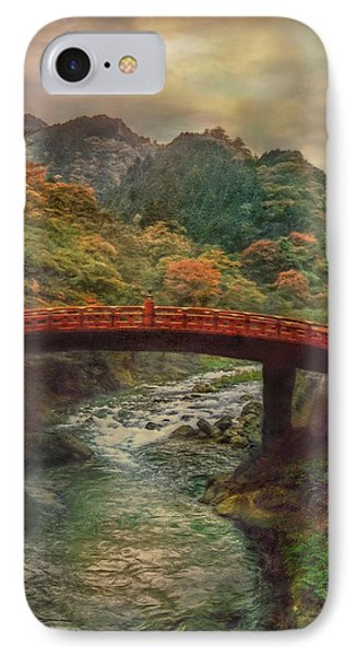 IPhone Case featuring the photograph Sacred Bridge by Hanny Heim