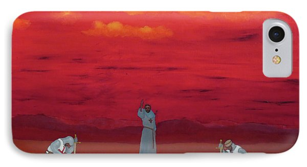 Sacred Pool Phone Case by Robert Marquiss