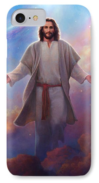 Sacred Space IPhone Case by Greg Olsen