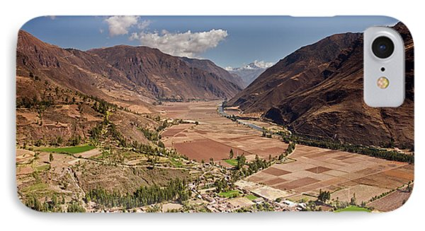 Sacred Valley IPhone Case