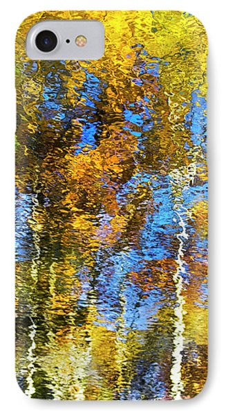 Safari Mosaic Abstract Art Phone Case by Christina Rollo