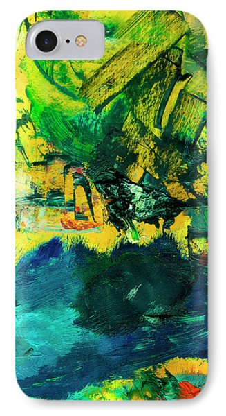 Safe Harbor #305 Phone Case by Donald k Hall
