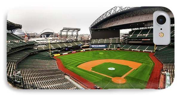 Safeco Field - Home Of The Mariners IPhone Case