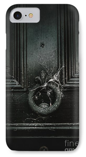 Safety Behind Closed Doors IPhone Case by Jorgo Photography - Wall Art Gallery