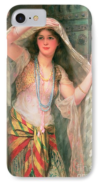 Safie IPhone Case by William Clark Wontner