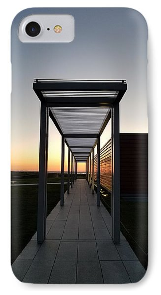 IPhone Case featuring the photograph Sag Harbor Sunset by Rob Hans