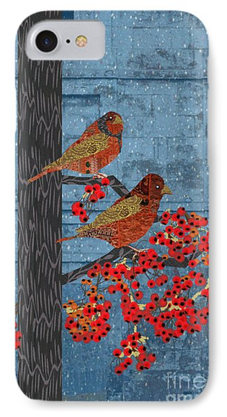 IPhone Case featuring the digital art Sagebrush Sparrow Long by Kim Prowse