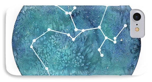 Sagittarius  IPhone Case by Stephie Jones