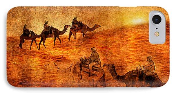 Sahara IPhone Case by Svetlana Sewell
