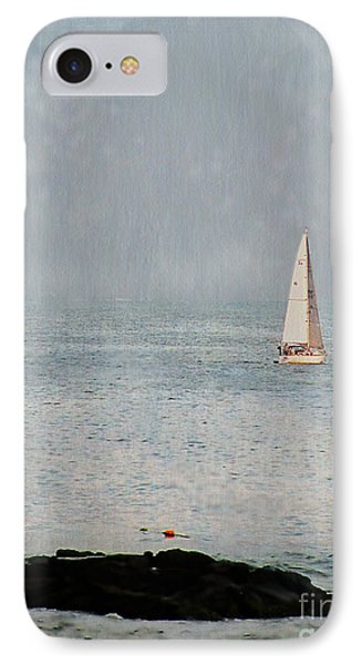 Sail Away Phone Case by Colleen Kammerer