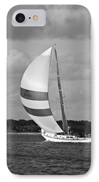 Sail Power IPhone Case by Dustin K Ryan