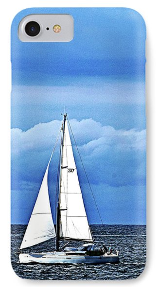 Sailboat No. 143-1 IPhone 7 Case