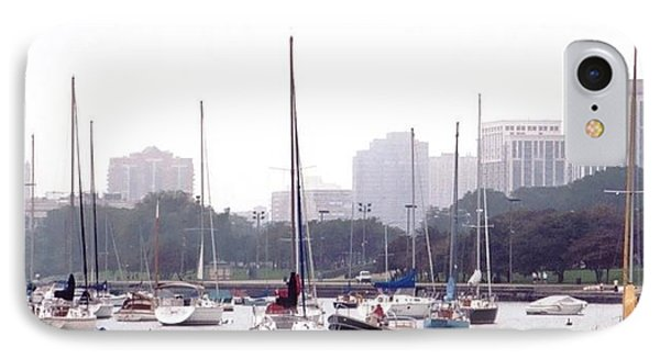 Sailing Amongst Friends Phone Case by Jackie Bodnar