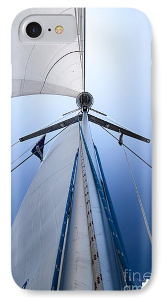 Sailing IPhone Case by Dustin K Ryan