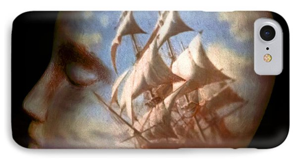 IPhone Case featuring the photograph Sailing by Jeff  Gettis