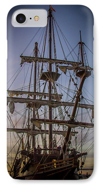 Sailing Ships 2 Shipping Art IPhone Case