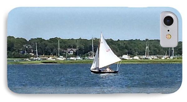 Sailing The Cape IPhone Case