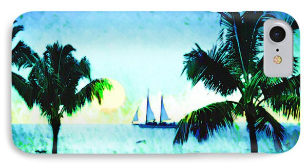 Sailing The Keys Phone Case by Bill Cannon