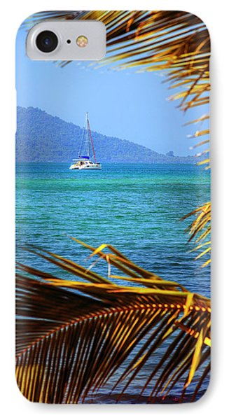 IPhone Case featuring the photograph Sailing Vacation by Alexey Stiop