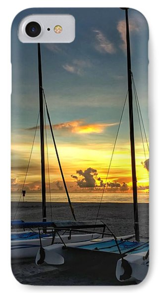 Sailing Vessels  IPhone Case