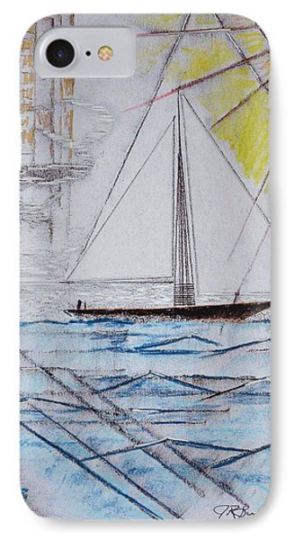 Sailors Delight IPhone Case by J R Seymour