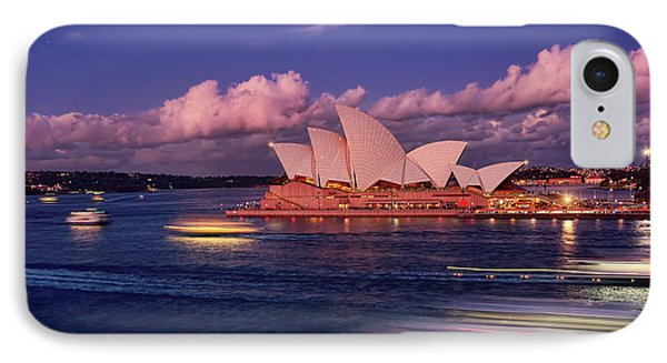 Sails In The Clouds By Kaye Menner IPhone Case by Kaye Menner