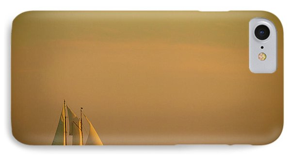 Sails IPhone Case by Sebastian Musial