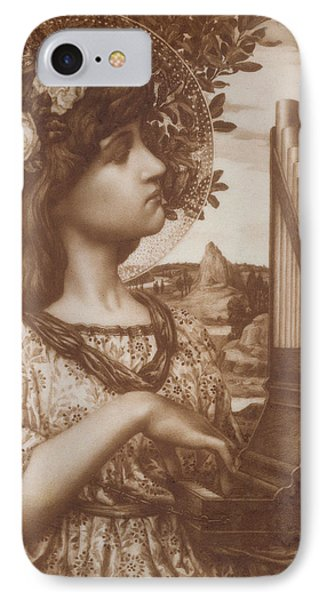 Saint Cecilia IPhone Case by Henry Ryland