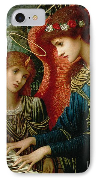 Saint Cecilia IPhone Case by John Melhuish Strukdwic