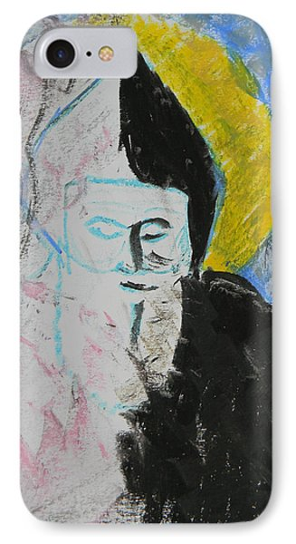 Saint Charbel Phone Case by Marwan George Khoury