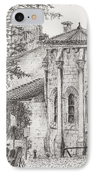 Saint-emilion IPhone Case
