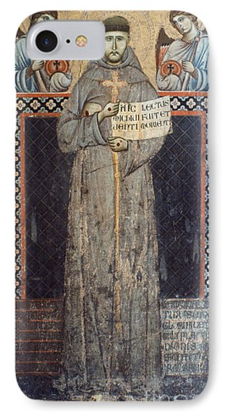 Saint Francis Of Assisi Phone Case by Granger