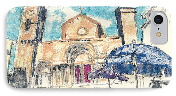 Saint Gilles Abbey IPhone Case by Martin Stankewitz