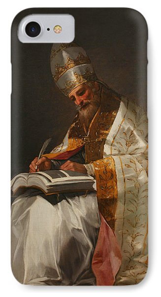 Saint Gregory The Great, Pope IPhone Case